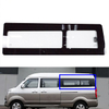 China cheapest high quality bus side window slide window