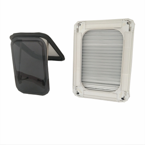 high quality aluminium rv window with caravan
